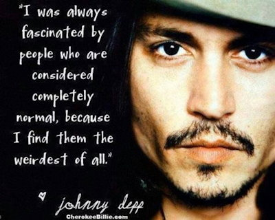 Johnny Depp Quotes About Love