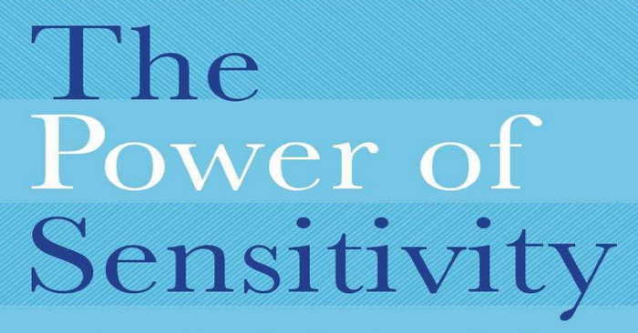 The Power of Sensitivity book