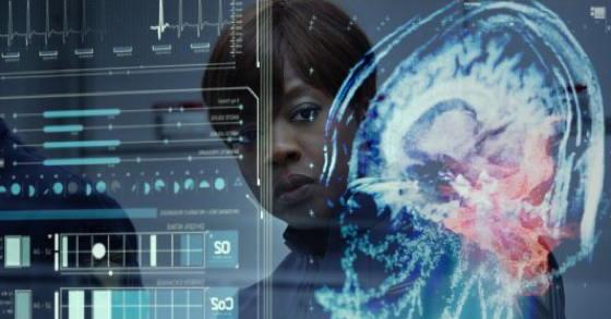 Viola Davis in Ender's Game