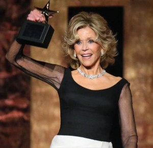 Jane Fonda - AFI Award