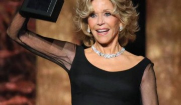 Jane Fonda-AFIAward