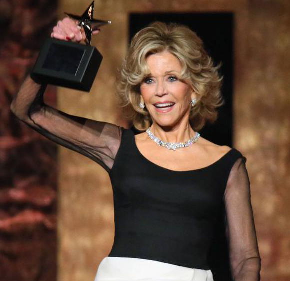 Jane Fonda - American Film Institute Life Achievement Award