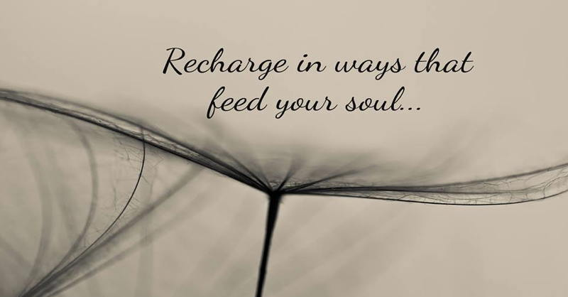 Recharge in ways