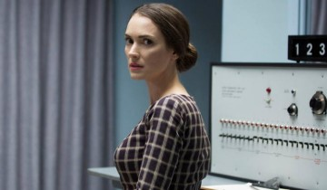 Winona Ryder in Experimenter, 2015