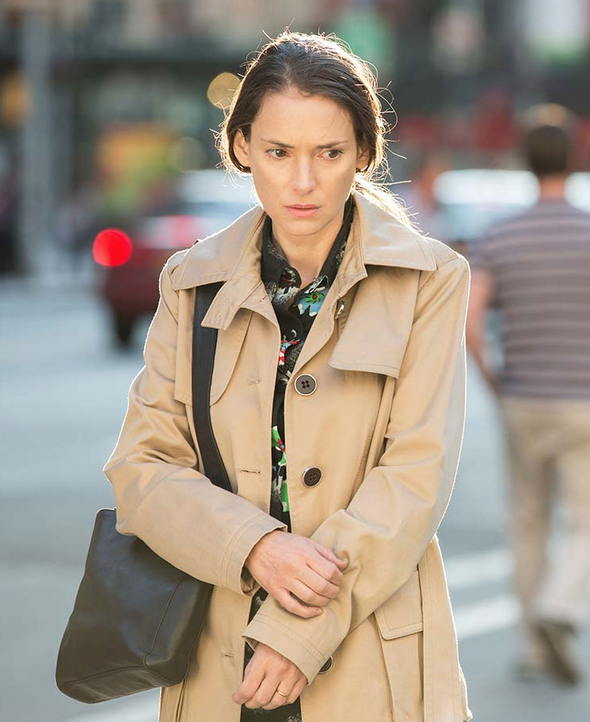Winona Ryder in Experimenter
