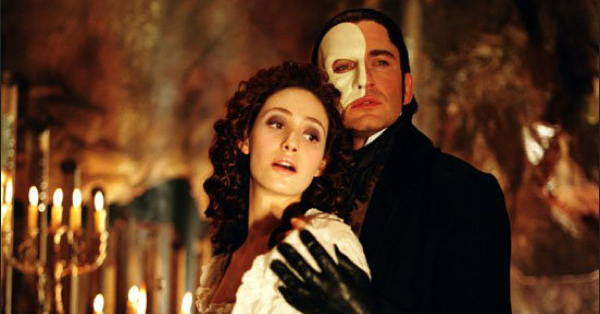 The Phantom of the Opera - Gerard Butler & Emmy Rossum