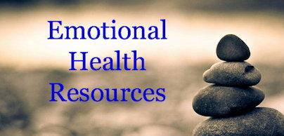 Emotional Health Resources list