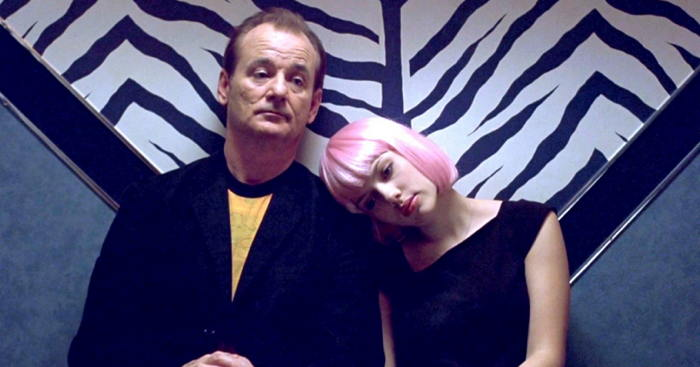 Bill Murray, Scarlett Johansson in Lost in Translation