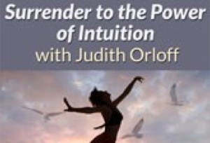 Surrender to the Power of Intuition Online Course