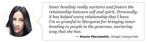 Alanis Morrissette on Inner Bonding testimonial