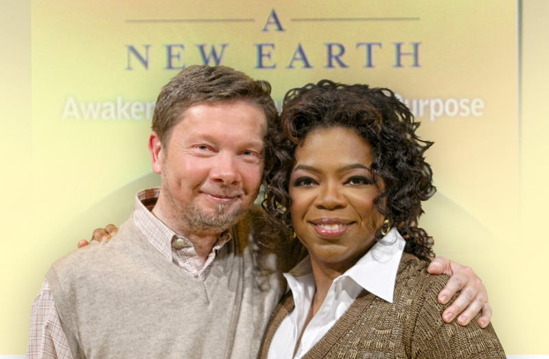 Oprah and Eckhart Tolle