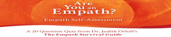 Are You An Empath? - a free quiz