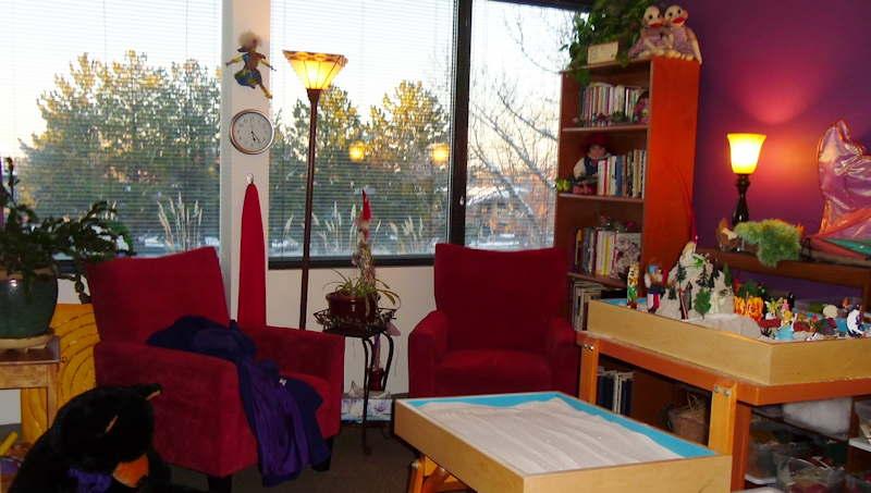 Sharon Barnes office