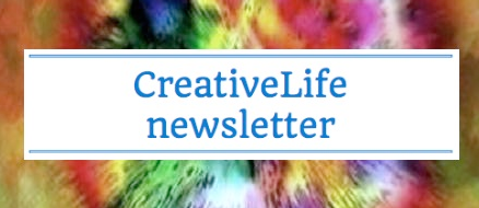 the CreativeLife newsletter