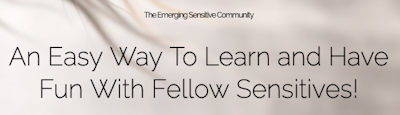 The Emerging Sensitive Community