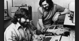Steve Wozniak-Steve Jobs